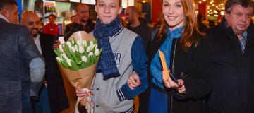 Альбина Джанабаева показала старшего сына Валерия Меладзе