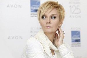 Валерия отказалась давать интервью Собчак из-за Крыма