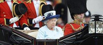 Елизавета II официально отпраздновала день рождения