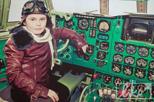 Сын Елены Фроляк - Антон Соловьев (7 лет)