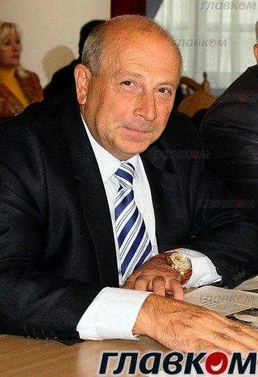 Глава Святошинской администрации Сергей Рюмшин