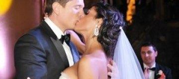 В Интернете появился полный фотоотчет со свадьбы Димопулос
