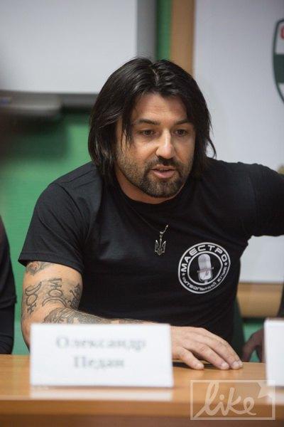 Иван Леньо из Kozak System