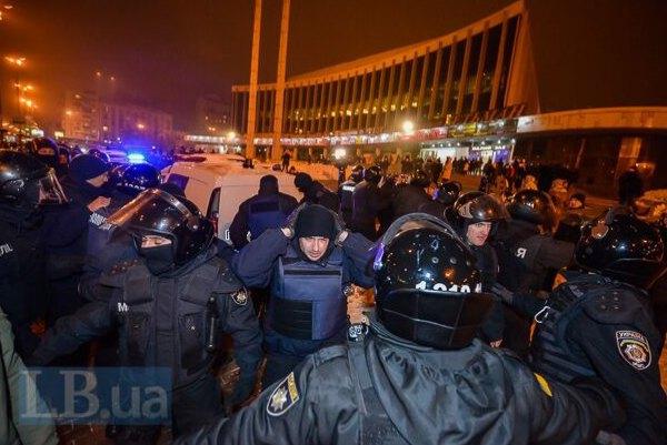 Полиция серьезно подошла к охране концерта