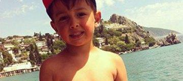 Яна Клочкова отправила сына отдыхать в Крым