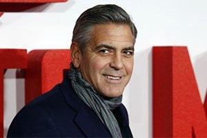 Джордж Клуни получил свидетельство о браке