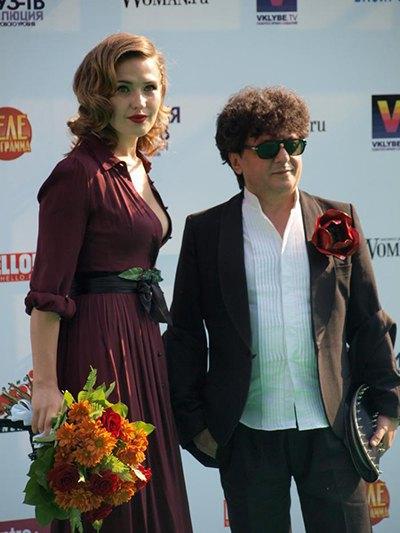Антонина Шаповалова и Армен Ерицян