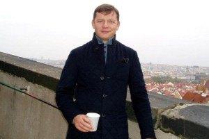 Олег Ляшко напился бехеровки на отдыхе с дочкой