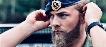 Секс-символом НАТО стал норвежский викинг