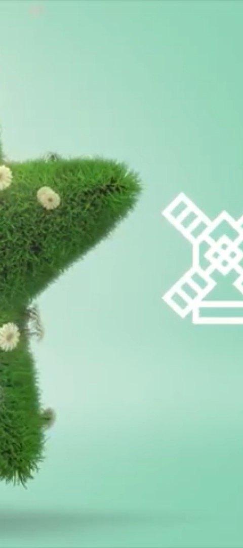 Телеканал ICTV и агрохолдинг МХП запустили эко флешмоб, чтобы напомнить о спасении планеты