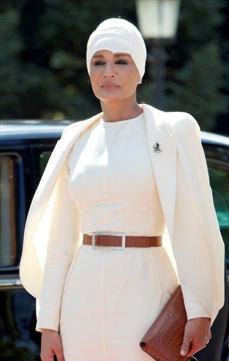 2. Моза Бин Насер Аль Мисснад, вторая жена эмира Катара