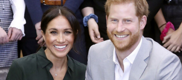 Кенсингтонский дворец объявил о беременности Меган Маркл