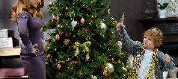 """Тина Кароль и """"маленький гигант"""" Женя Лебедин станут героями рождественской сказки"""