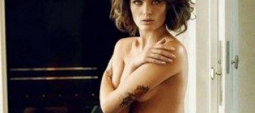 Изабели Фонтана разделась для Vogue