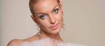 Анастасия Волочкова записала новую песню