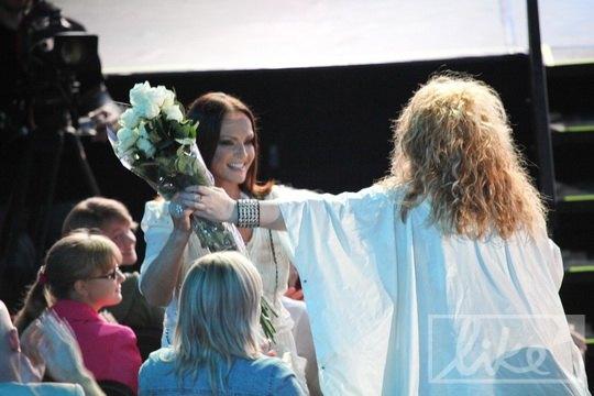 Алла Пугачева танцевала с Софией Ротару