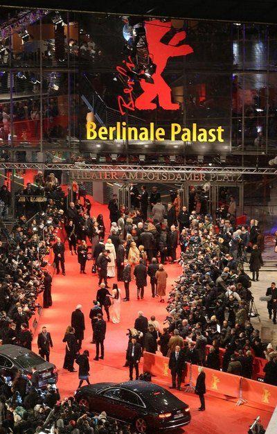 В Германии открылся 63-й Берлинский международный кинофестиваль