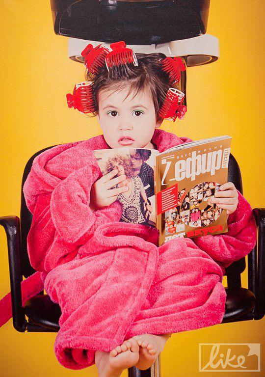 Дочь Василия Бондарчука - Ариана-Селеста (3,3 года)