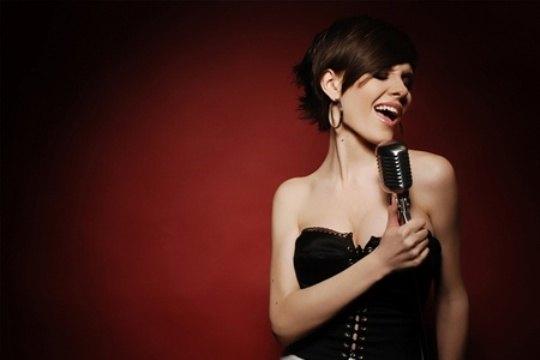 Певица Эрика