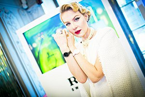 Рената Литвинова больна остеопорозом