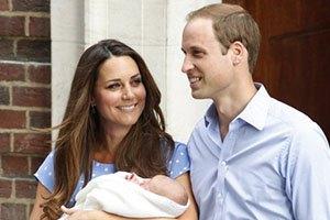 Принц Уильям нанял для сына няню, которая воспитывала его 20 лет назад