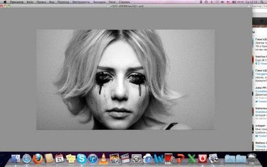 Кадр из нового клипа Тины Кароль