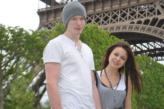 Никита Пресянков и Алина Гросу