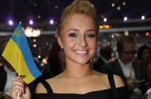 Хайден Панеттьери поддержала Украину