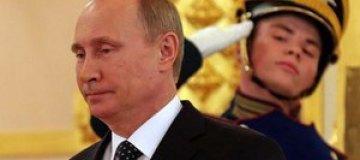 The Times объявила человеком года Владимира Путина