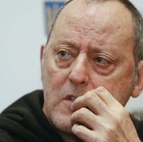На съемках в Украине Жан Рено пил водку вместо снотворного