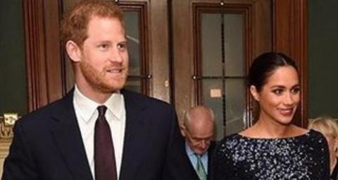 В Букингемском дворце готовят план переезда принца Гарри и Меган Маркл в Африку