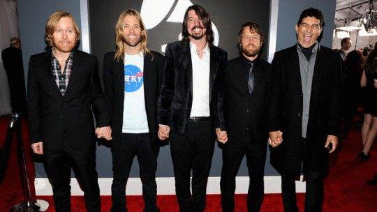 Foo Fighters собрали целых пять наград