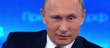 Владимир Путин рассказал, как добиться подарка от мужчины