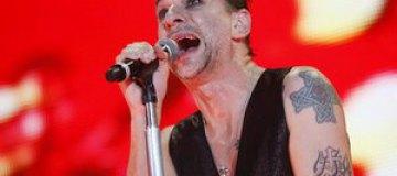 В Киеве отпразднуют день рождения фронтмена Depeche Mode