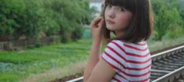Умерла 17-летняя дочь Грубича