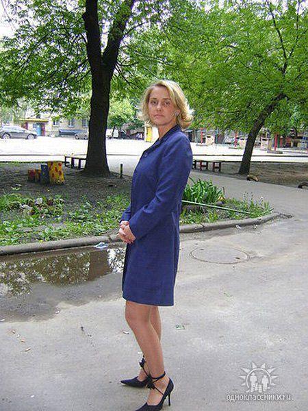 Соседка Тимошенко по камере - Юлия Абаплова