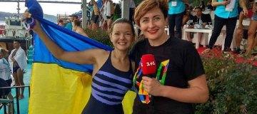 Маричка Падалко едва не утонула, переплывая Босфор