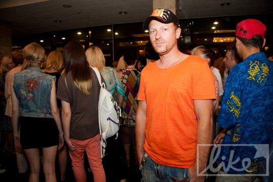 Игорь Посыпайко на концерт пришел с подругой