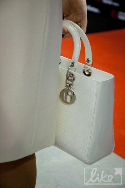 Сумка Светланы от Dior