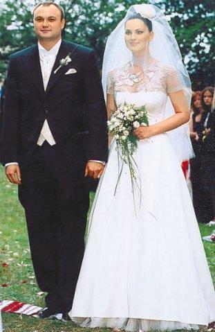 Свадебное фото Маши Ефросининой и Тимура Хромаева