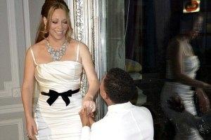 Мэрайя Кэри повторила свадьбу с мужем