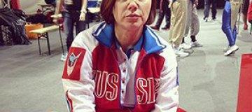 Роза Сябитова сломала нос