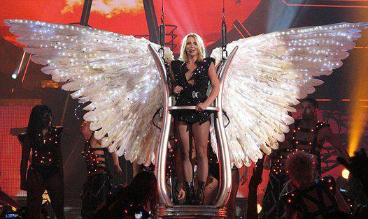 В этом году Бритни триумфально вернулась на сцену