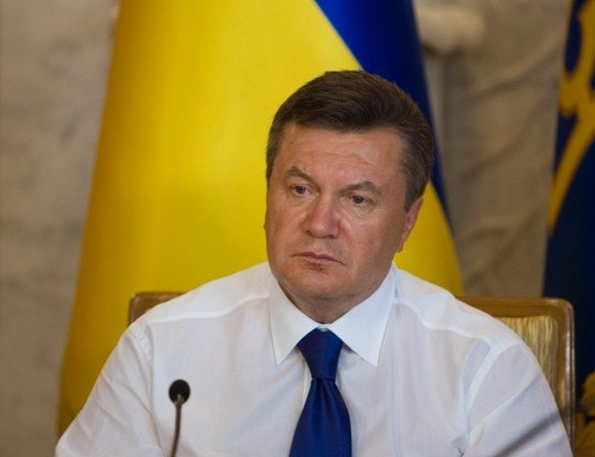 Виктор Янукович консервативен в одежде