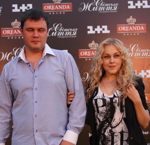 Alyosha с экс-любовником и продюсером Вадимом Лисицей
