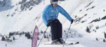 Нардеп Хомутынник катается на лыжах за 1090 евро