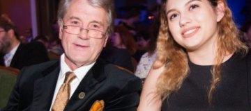 Виктор Ющенко показал повзрослевшую дочь на открытии кинофестиваля