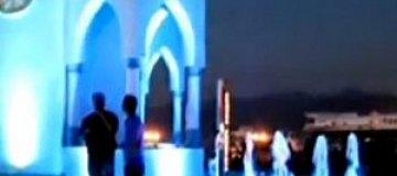 В Грузии открылся фонтан с чачей