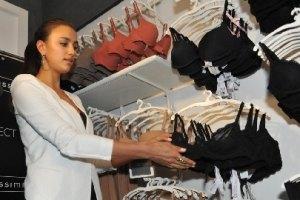 Подружка Роналду в Москве показала нижнее белье