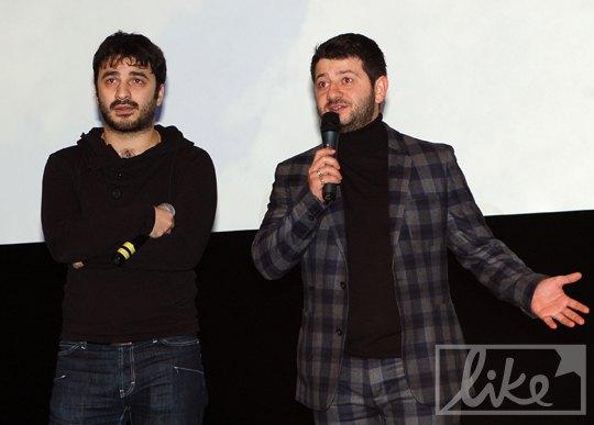 Сарик Андреасян и Михаил Галустян